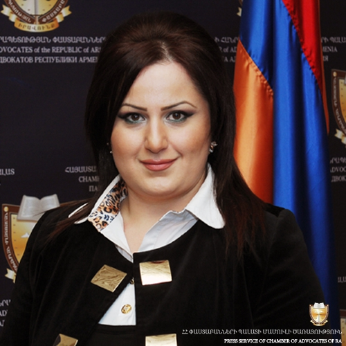 Картинки по запросу փաստաբան մարինե ֆարմանյան