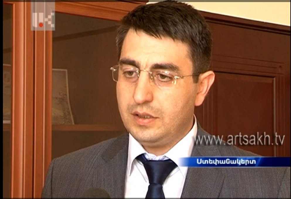 MEETING AT THE MINISTRY OF JUSTICE OF NKR