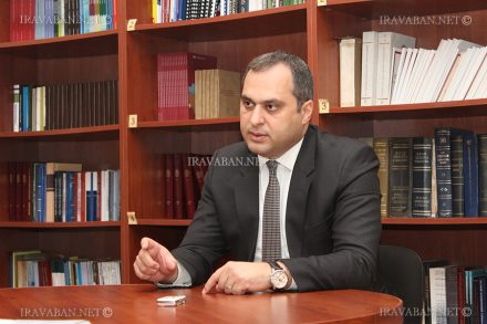 """ARA ZOHRABYAN. """"WHEN THE FIELD OPENS, SERIOUS ISSUES WILL ARISE"""" AN INTERVIEW TO IRAVABAN.NET"""